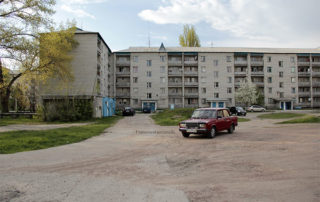 Chruščëvka a Chernobyl