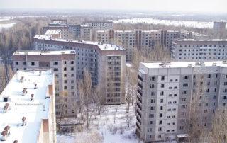 Chruščëvka a Pripyat